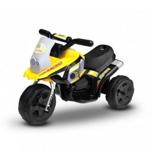 LT 835 Motocross électrique pour enfant Pocket monoplace 6V à 3 roues