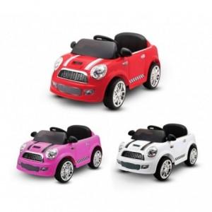 Voiture électrique LT848 pour enfant Baby Car monoplace 6V double moteur
