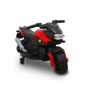 Moto électrique LT868 pour enfant SPRINT pédale de commande et sons et lumières