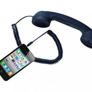 Accessoire pour iPhone - téléphone rétro intelligent Moshi Moshi pop - vintage