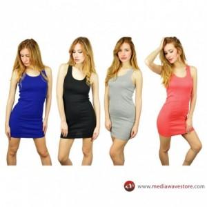 Robe femme - Mod. Riverside / Robe longue- plusieurs couleurs