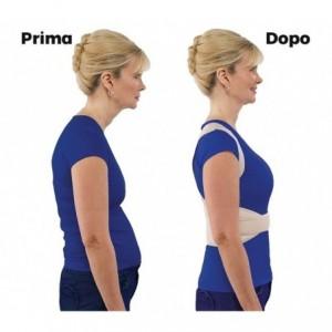 Ceinture de soutien lombaire posturale BEST POSTURE épaule dos mixte et réglable