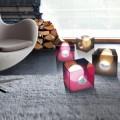 Table - Lampe design - Carré acrylique lucide
