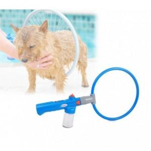 Système innovant pour le lavage des chiens 360° 776622 WASH DOG anneau ø 31 cm