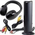 Casque/Ecouteurs Sans fil 5 en 1 FM Radio microphone skype MSN Chat