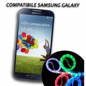 Câble de lumière pour Samsung Galaxy
