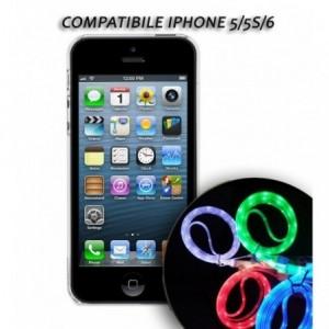 Câble de lumière pour Iphone 5 / 5S / 6