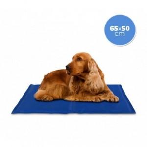37101 Tapis rafraîchissant 65x50 cm pour chien taille moyenne avec un gel actif