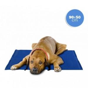 37103 Tapis rafraîchissant 90x50 cm pour chien grande taille avec gel actif