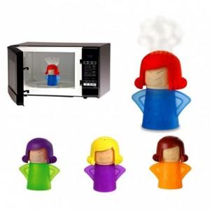 Nettoyeur à vapeur pour micro-ondes divers couleurs