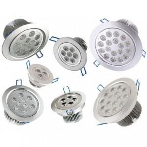Faro LED  3W 5W 7W 9W 12W 15W 18W modifer