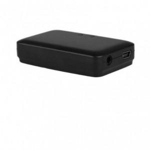 Audio stéréo sans fil récepteur bluetooth pour TV DVD noir de MP3