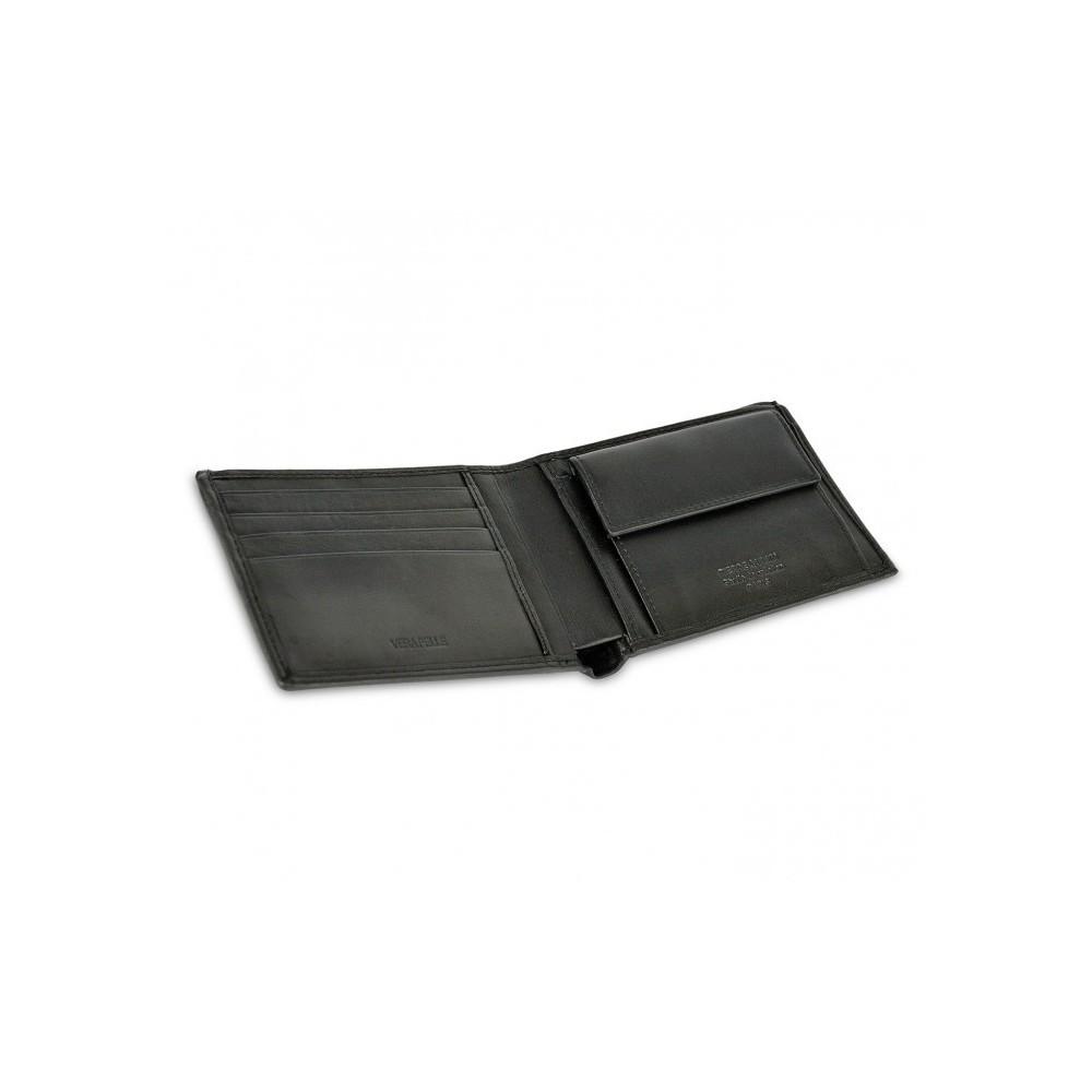 8805 tilak08 portefeuille homme avec porte monnaie cuir v ritable pier - Portefeuille cuir homme avec porte monnaie ...