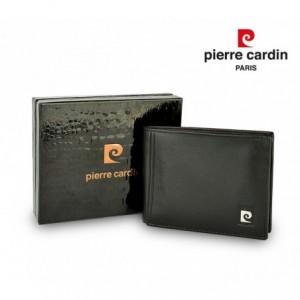 8805 TILAK08 portefeuille homme avec porte monnaie cuir véritable PIERRE  CARDIN ... eef3af4dac3