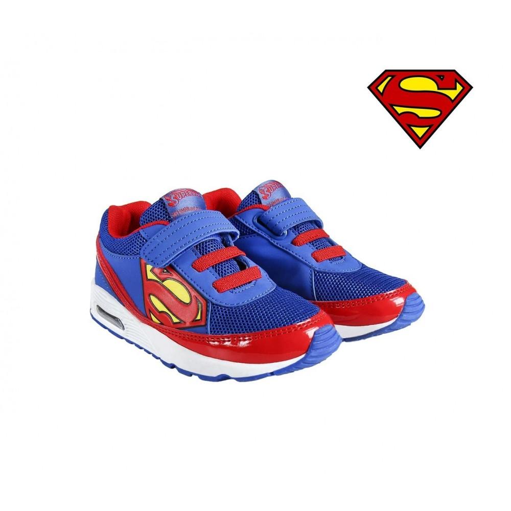 2300002601 Baskets à scratch pour enfant SUPERMAN idéal pour l'école (34) x4WNaWwq