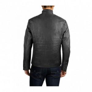 L180 Veste en imitation cuir pour homme modèle JASS