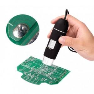 342349 Microscope numérique 500 X zoom réglable portable usb 2.0