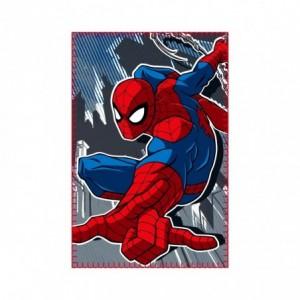 437434 couverture polaire douce et chaude spiderman 100 x 150 cm. Black Bedroom Furniture Sets. Home Design Ideas