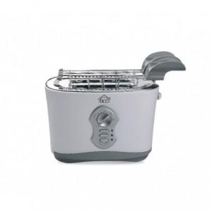 KT1270 Grille-pain électrique DCG deux fentes avec minuteur 800w