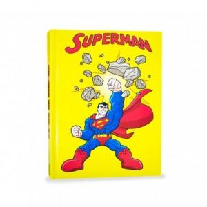 610264 Agenda scolaire SUPERMAN