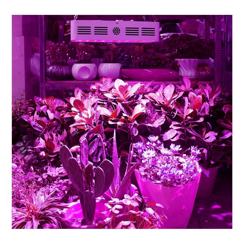 Culture 4373 De Horticole Pour En 3w 300w 100 Led Intérieur Lampe T3JcFlK1