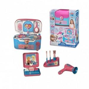 Beauty case studio Salon de Beauté portable la Reine de Neiges 21 accessoires