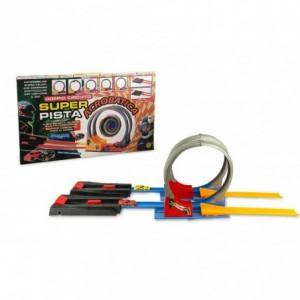 103603 Circuit voitures avec déclencheur CIGIOKI