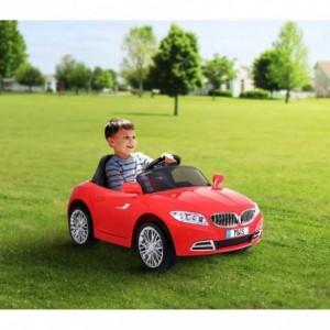 Voiture électrique LT861 pour enfants Crazy portes automatiques et 3 vitesses