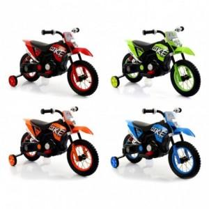 LT876 Moto électrique pour enfant MOTO CROSS BABY