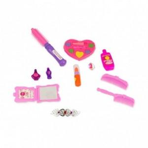 104559 Set beauté pour enfant BIMBA BELLA  des accessoires salon de beauté