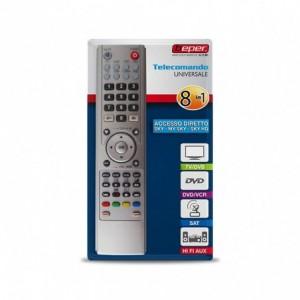 EL501 Télécommande universelle BEPER pour contrôler jusqu'à 8 appareils
