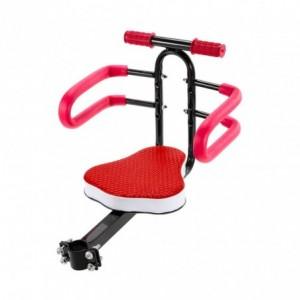 4484 Avant siège détachable de vélo avec accoudoir pour enfant max 30 kg