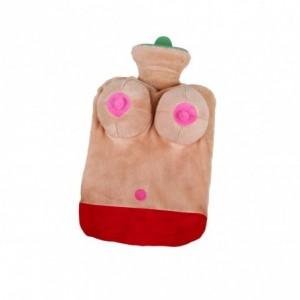748997 Idée de cadeau tablier femme sexy avec des seins en relief en peluche
