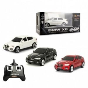 110116 Voiture radio-commandée BMW X6 télécommandée échelle 1:24