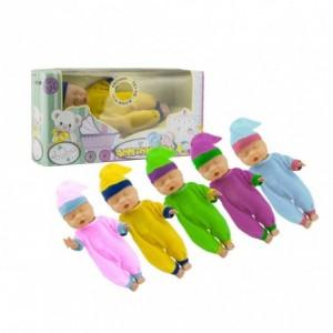 124888 Poupon plusieurs couleurs ADORABLE BABY CIGIOKI éternue comme vrai bébé