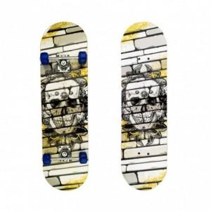 748273 Skateboard enfants adolescents 4 roues différents modèles 59 x 15 x 8 CM