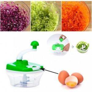 Coupe légumes - Hacheur - Separateur d'oeufs - avec manivelle