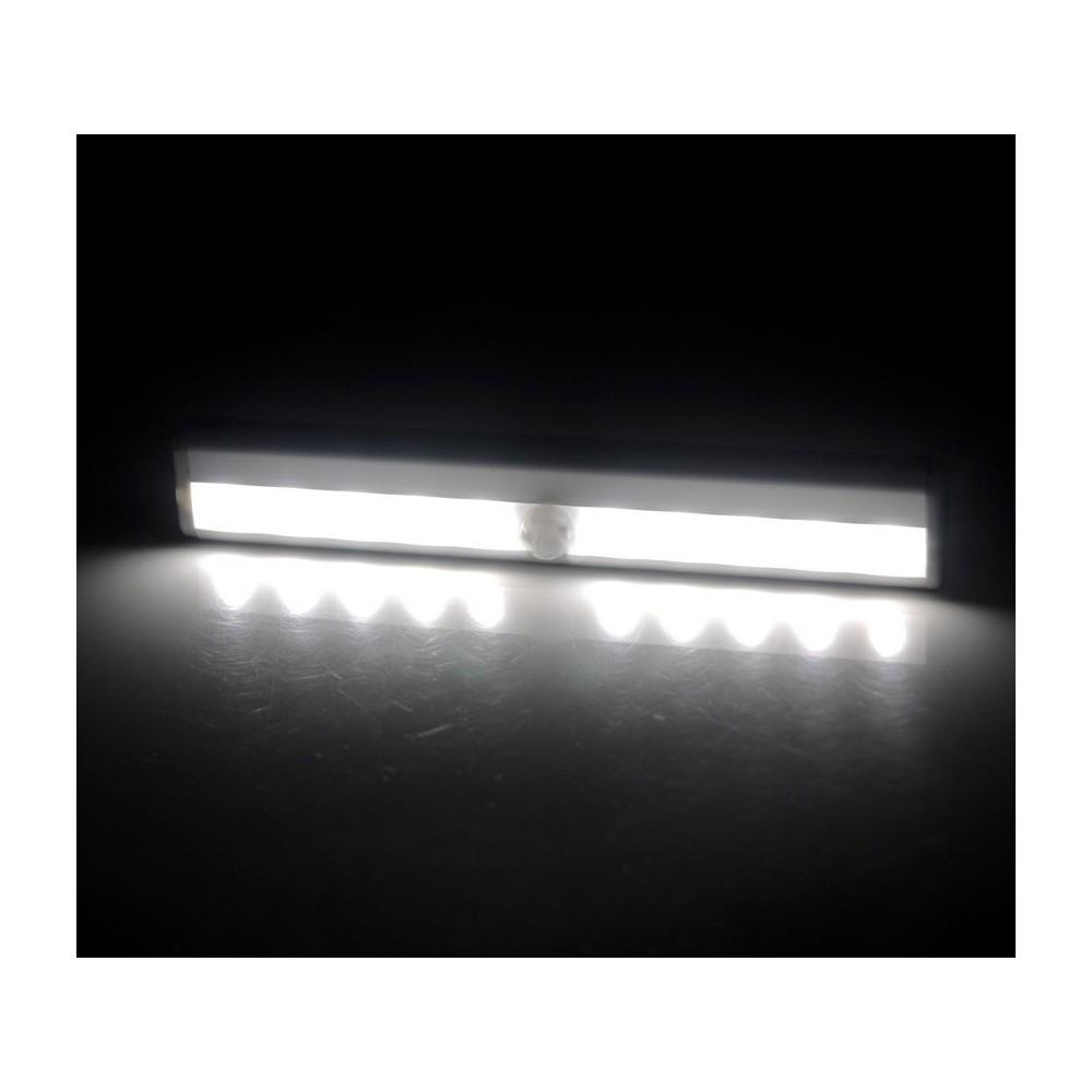 4362 clairage automatique tube led avec d tecteur de mouvement pile. Black Bedroom Furniture Sets. Home Design Ideas