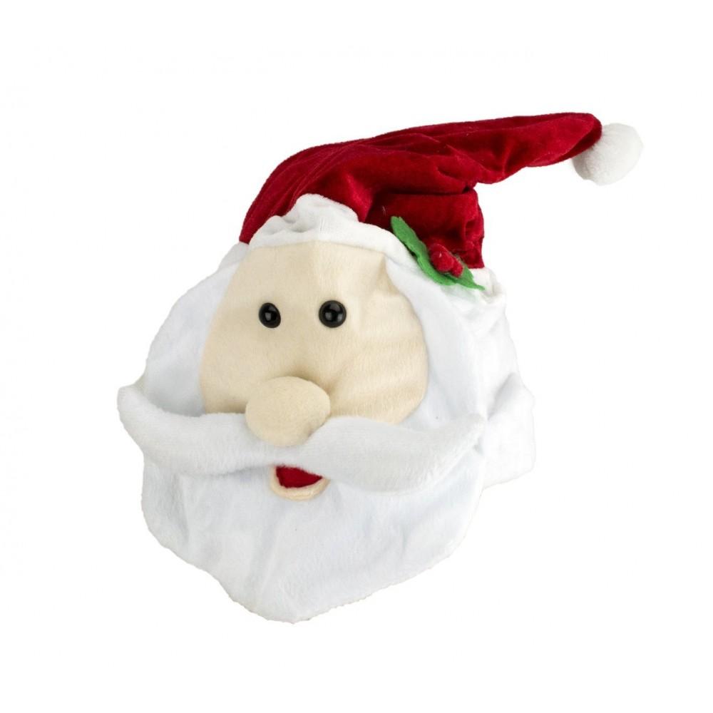 Nouveau Bonnet de Noël musical et dansant avec mouvement et sons 37 x 23 x  13 cm