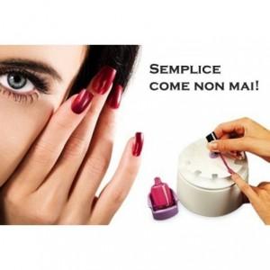 NAIL BEAUTY - Machine pour décoration d'ongles - NAIL ART (200 modèles)
