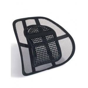 Dossier ergonomique pour chaise et siège de voiture