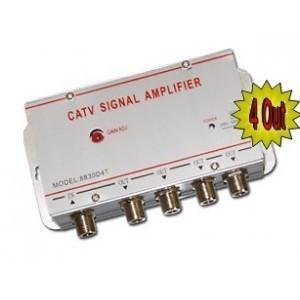 Séparateur de signal tv amplificateur séparateur 1-4