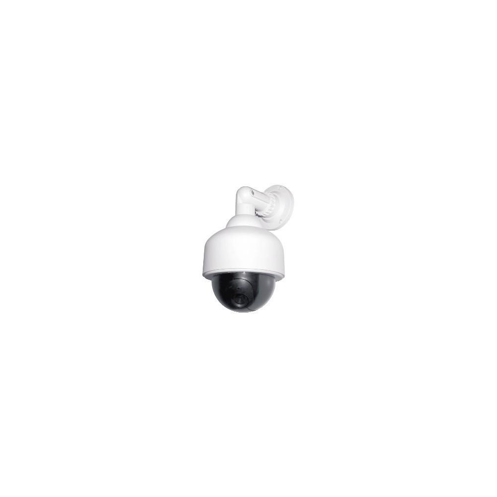 Caméra plafond - clignotant sécurité vitesse dôme factice