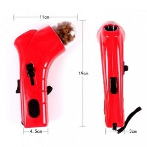 002659 Lanceur de croquettes automatique pour chien