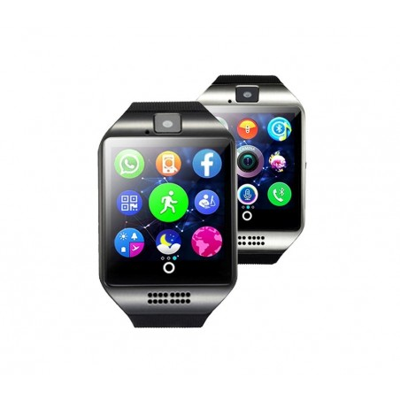 MTK6261D Smartwatch bluetooth caméra appareil photo haut-parleur écran tactile