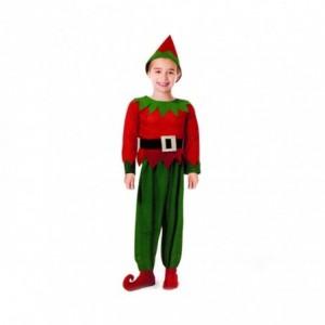 538087 Déguisement de carnaval pour enfant LUTIN avec bonnet inclus