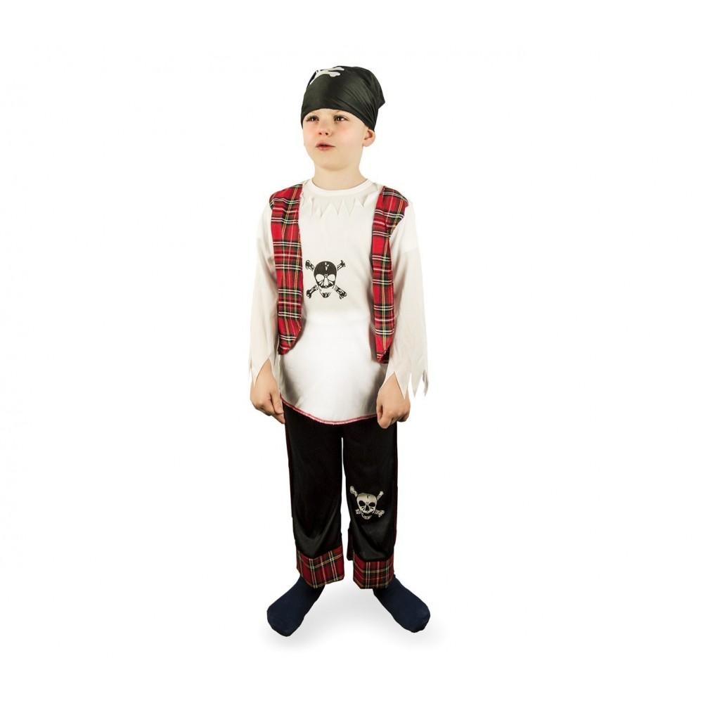 368769 Déguisement de carnaval BAVAROISE pour fille avec bonnet
