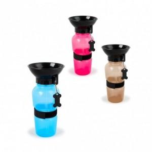 Bouteille d'eau portable pour chiens et animaux de compagnie SQUEAZY 028410 avec