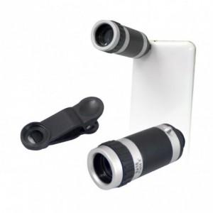 011341 Télescope optique zoom 8x universel pour smartphone