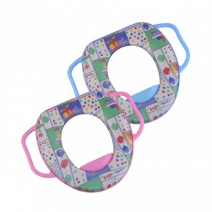 43408 Réducteur de toilette enfant ergonomique confortable et facile à nettoyer